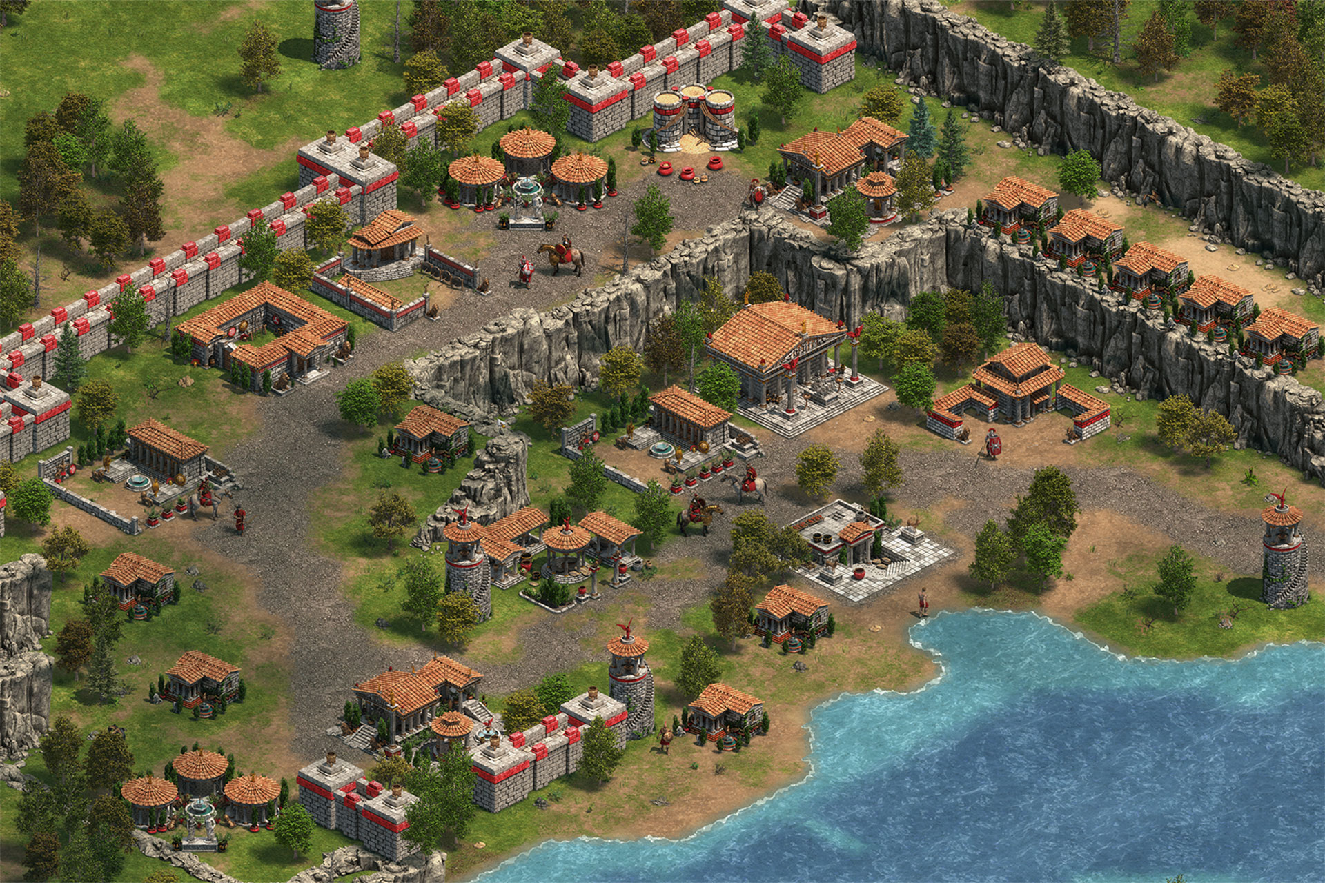 Age of Empires Definitive Edition Now Released