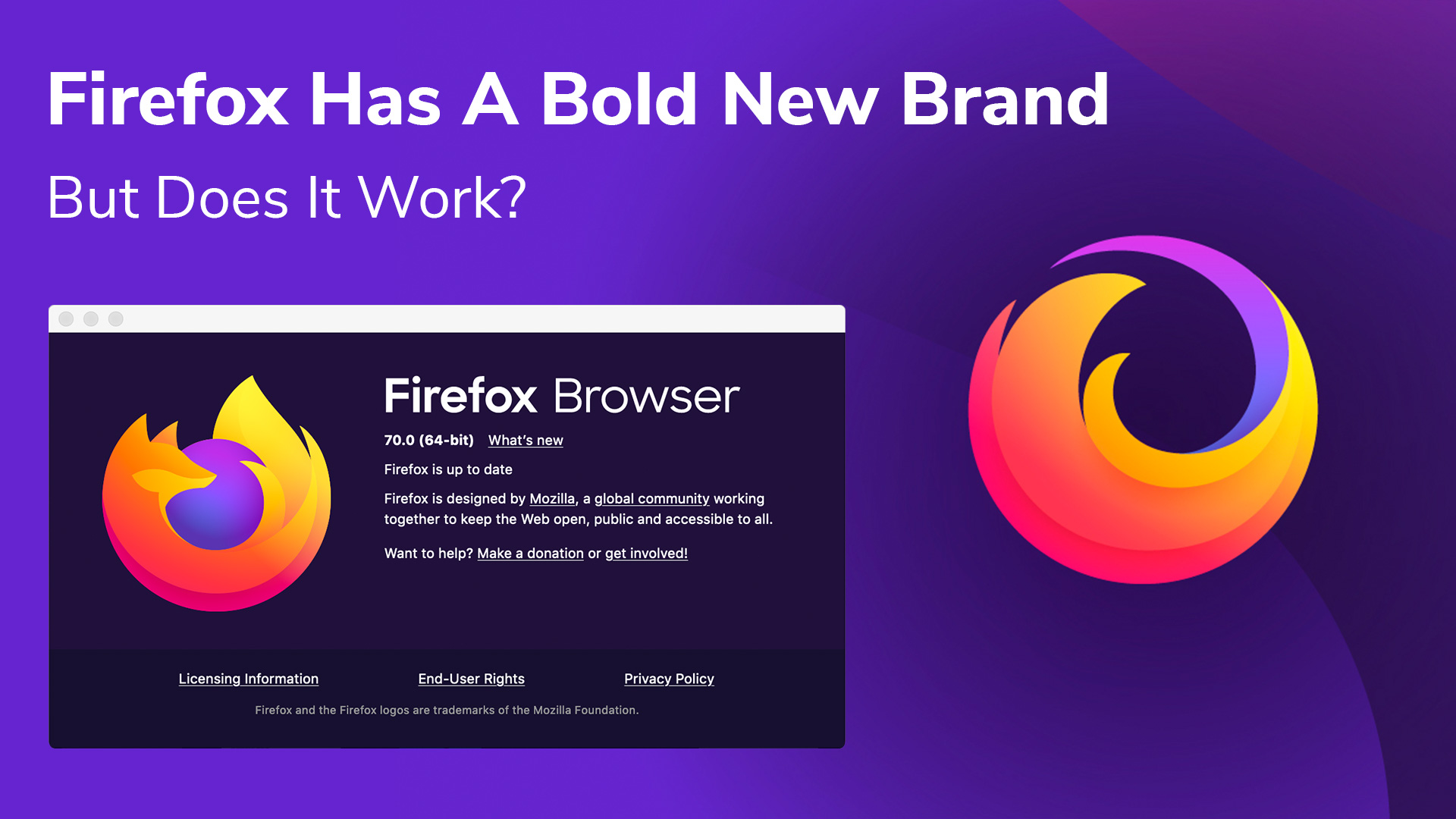 Firefox has a bold new brand - But does it work? - Featured image
