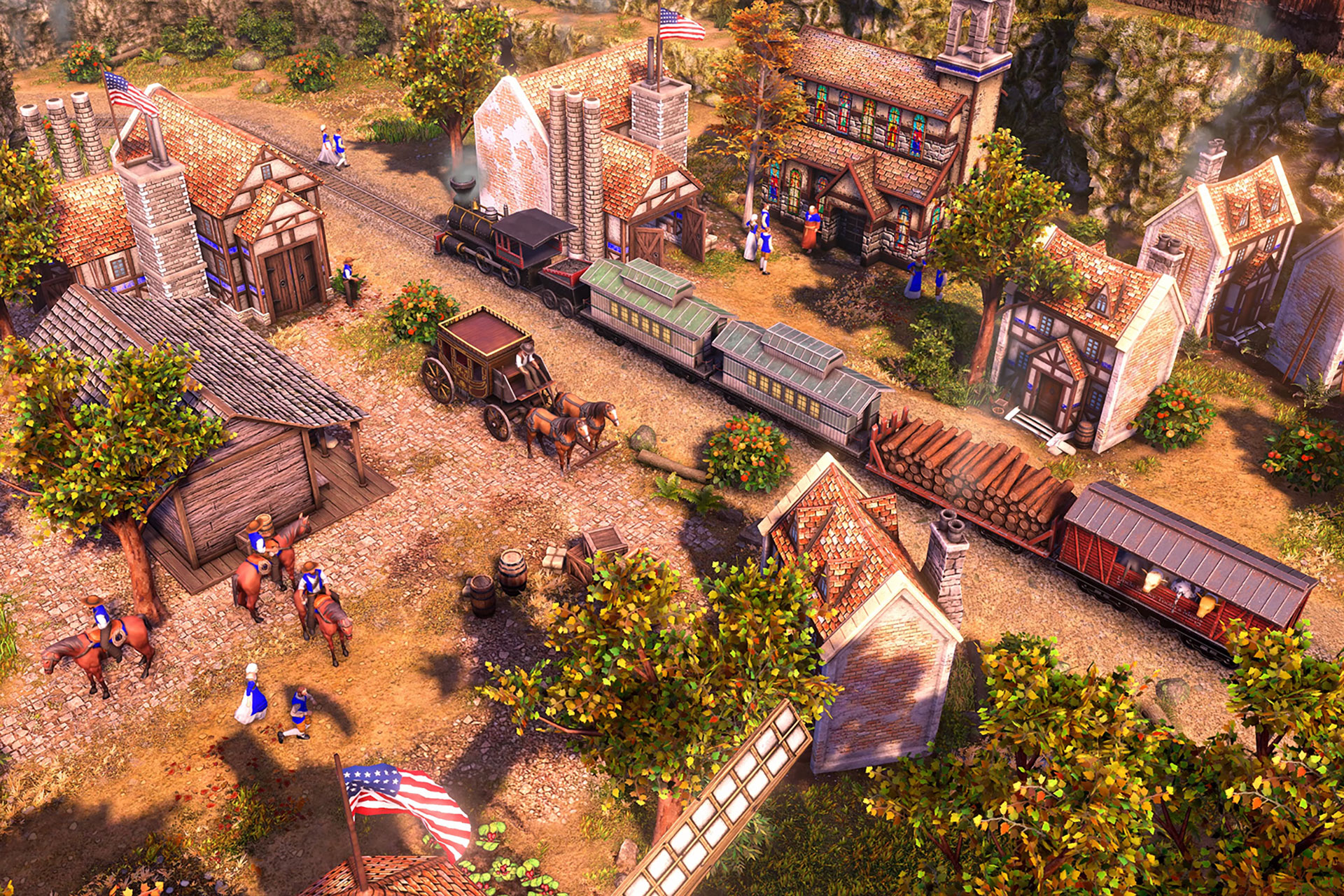 Age of Empires 3 Definitive Edition Now Released featured image
