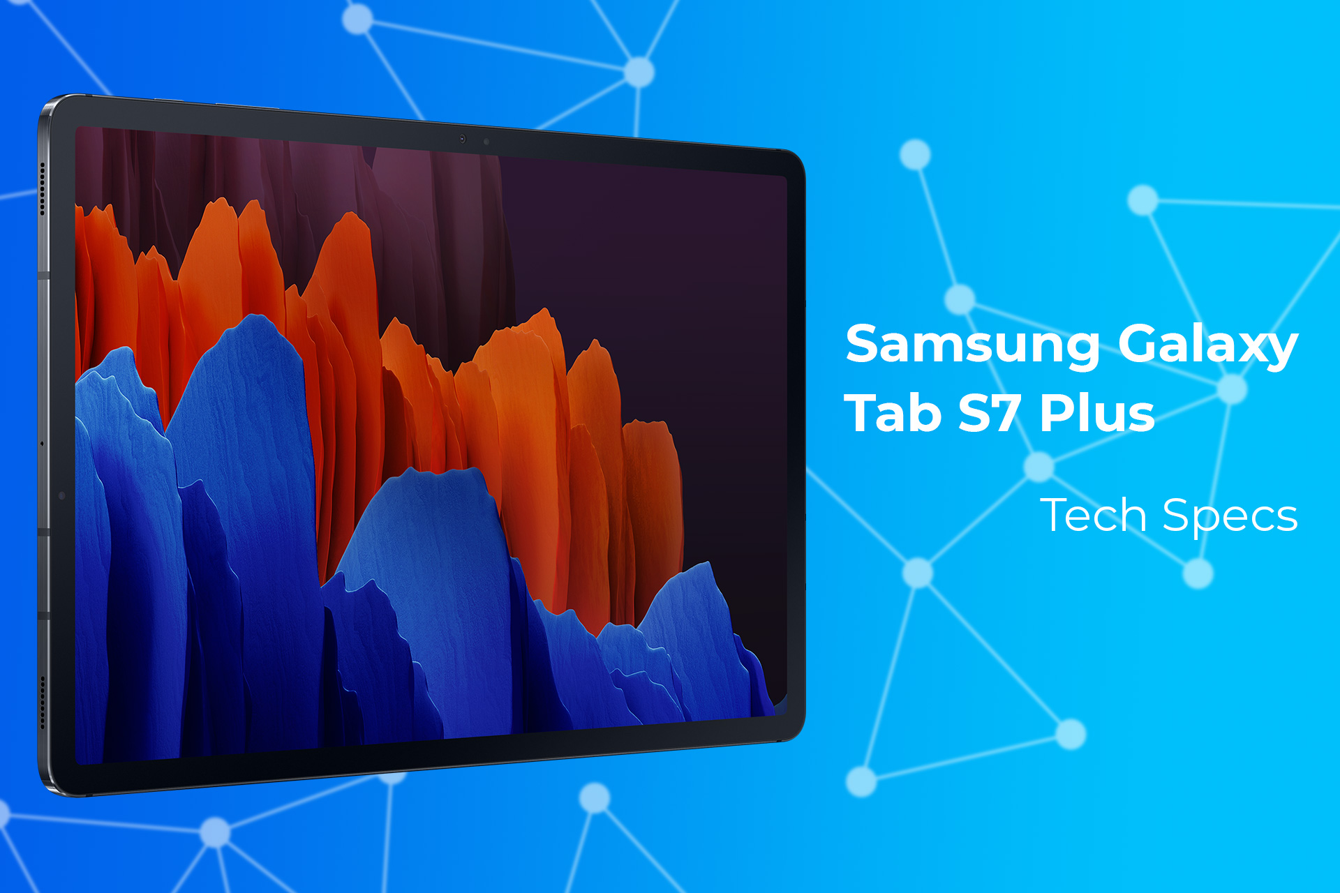 Samsung Galaxy Tab S7 Plus Full Specs featured image