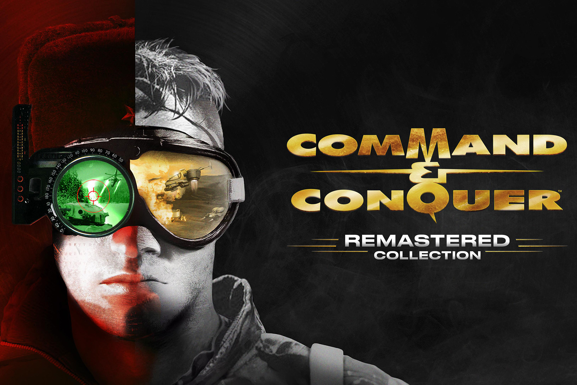 Command & Conquer Remastered Collection Now Released featured image
